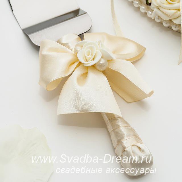 Лопатка и нож на свадьбу