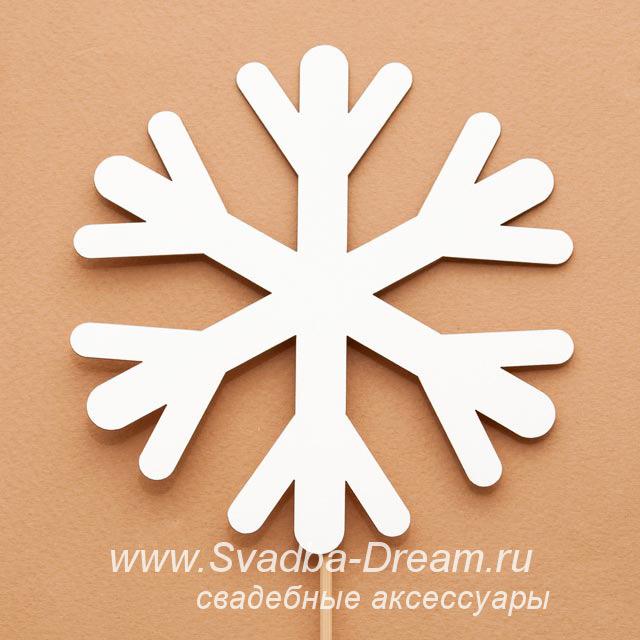 Как сделать своими руками снежинки из картона