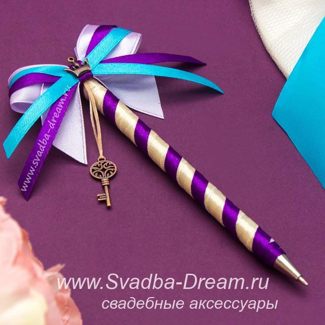 Как украсить ручку для письма своими руками