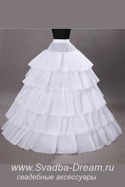 Кольца на свадебное платье фото