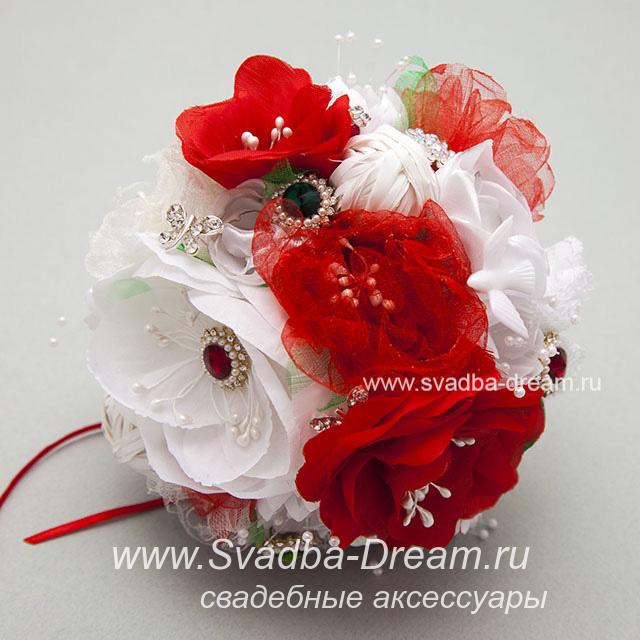 Букеты для невесты в подарок 37