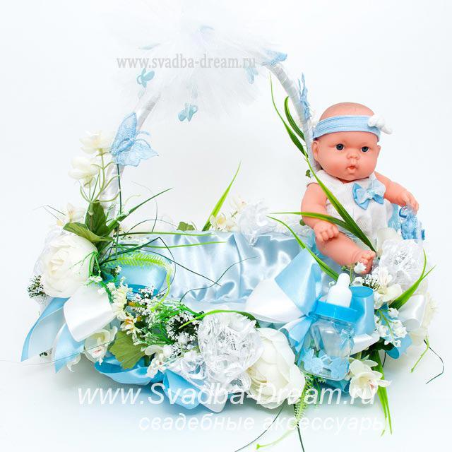 Поздравления новорожденному с подарками