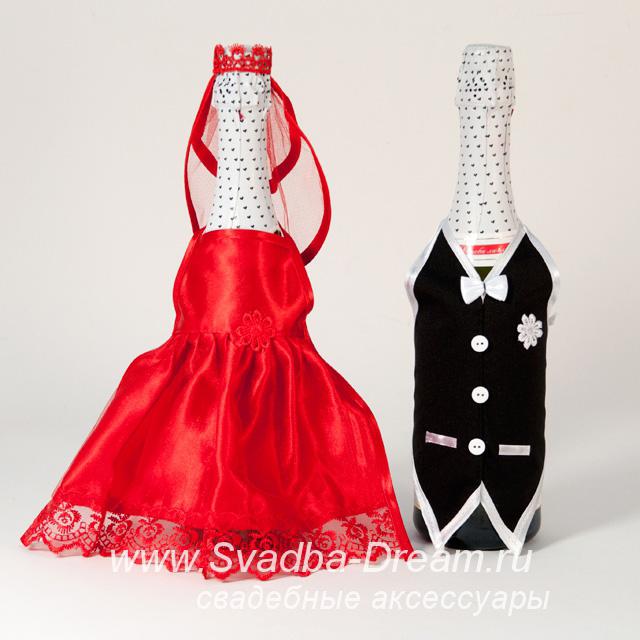 Платье на шампанское своими руками