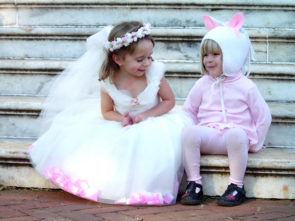 Дети на свадьбе как сделать так чтобы