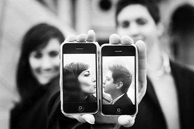 Свадебные креативные фотографии