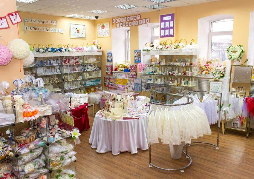 Магазин свадебных аксессуаров невесты