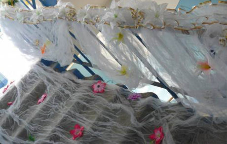 Как украсить выкуп невесты