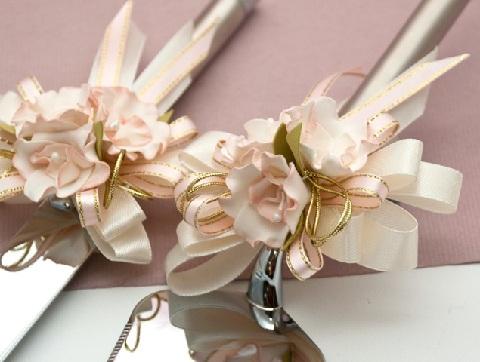 Свадебные ленты своими руками мастер класс