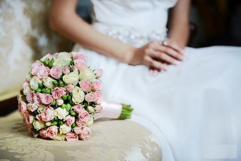 Букет свадьба невеста