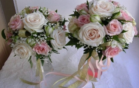 Зачем невесте букет дублер